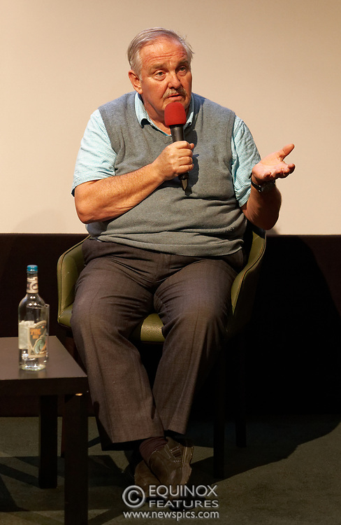 London, United Kingdom - 26 February 2019<br /> DrugScience founder chair, Professor David Nutt, at the screening of film, Magic Medicine at the Regent Street Cinema, Marylebone, London, England, UK. The film follows volunteers receiving experimental treatment with psilocybin, the active ingredient in magic mushrooms, to see if it can help treat long-term depression. DrugScience is a charity researching the medical uses of psychoactive drugs. The film was followed by a Q&A with Professor David Nutt founding chair of DrugScience and Head of the Neuropsychopharmacology Unit in the Centre for Academic Psychiatry in the Division of Brain Sciences, Dept of Medicine, Hammersmith Hospital, Imperial College London. Professor Nutt was formerly chair of the Advisory Council on the Misuse of Drugs.<br /> (photo by: EQUINOXFEATURES.COM)<br /> Picture Data:<br /> Photographer: Equinox Features<br /> Copyright: ©2019 Equinox Licensing Ltd. +448700 780000<br /> Contact: Equinox Features<br /> Date Taken: 20190226<br /> Time Taken: 21054662<br /> www.newspics.com
