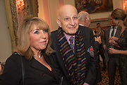 EVE POLLARD; NAIM ATTALLAH Launch of book by Basia Briggs, Mother Anguish. The Ritz hotel, Piccadilly. 4 December 2017