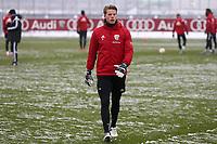 BILDET INNGÅR IKEK I FASTAVTALER. ALL NEDLASTING BLIR FAKTURERT.<br /> <br /> Fotball<br /> Tyskland<br /> Foto: imago/Digitalsport<br /> NORWAY ONLY<br /> <br /> 1. Bundesliga - Fußball - FC Ingolstadt 04 - Trainingsauftakt nach Winterpause - Torwart Ørjan Håskjold Nyland (26, FCI) 1. BL - FC Ingolstadt 04 Saison 2015/2016