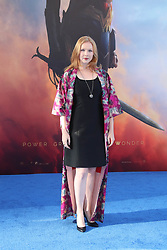 """Stars attend the """"Wonder Woman"""" world Premiere in Los Angeles. 25 May 2017 Pictured: Molly C. Quinn. Photo credit: IPA/MEGA TheMegaAgency.com +1 888 505 6342"""