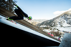 Ski Jumper during Ski Flying Hill Individual Competition at Day 2 of FIS Ski Jumping World Cup Final 2018, on March 23, 2018 in Planica, Ratece, Slovenia. Photo by Ziga Zupan / Sportida