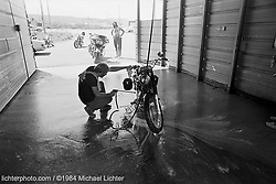 Bike Wash, Sturgis, South Dakota, 1984<br /> <br /> Limited Edition Print from an edition of 15. Photo ©1984 Michael Lichter.