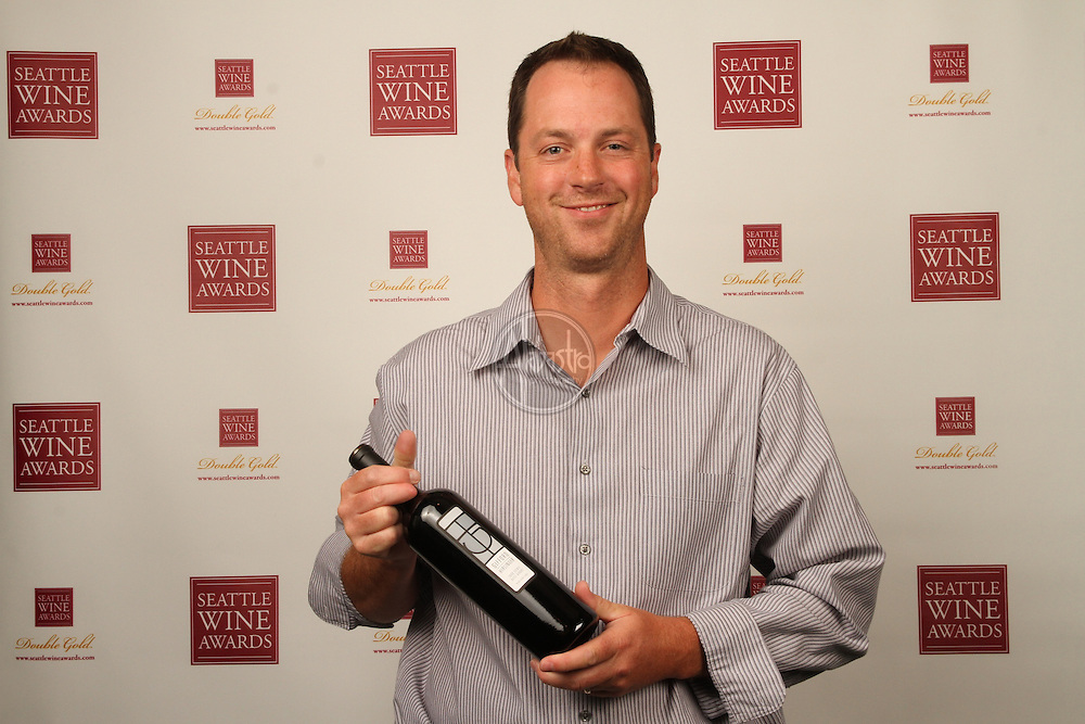 """Seattle Wine Awards """"Gold Medal Experience"""" July 22, 2012. Gifford Hirlinger."""
