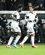Swansea City v Fulham 280114