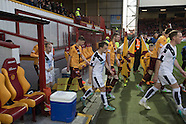2015 Motherwell v Dundee