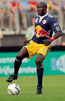 Fotball<br /> 09.07.2010<br /> Foto: Gepa/Digitalsport<br /> NORWAY ONLY<br /> <br /> tipp3 Bundesliga powered by T-Mobile, Niederlaendische Eredivisie, AZ Alkmaar vs Red Bull Salzburg<br /> <br /> Bild zeigt Ibrahim Sekagya (RBS).