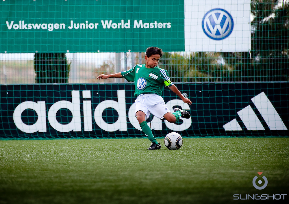 VW Junior Masters, Madrid Spain 2010