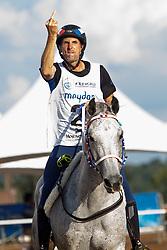 Leon Allan, FRA, Spirit De Crouz<br /> World Equestrian Games - Tryon 2018<br /> © Hippo Foto - Sharon Vandeput<br /> 12/09/2018
