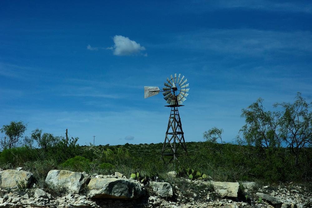 West Texas, Texas - August 25, 2016: West Texas<br /> <br /> <br /> CREDIT: Matt Roth