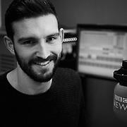Ash Taylor - Radio Producer