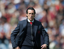 Arsenal manager Unai Emery - Mandatory by-line: Jack Phillips/JMP - 12/05/2019 - FOOTBALL - Turf Moor - Burnley, England - Burnley v Arsenal - English Premier League