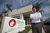 Takamitsu Ozawa of Otafuku Food Inc.