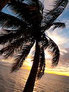 Sunset, Kihei, Maui, Hawaii