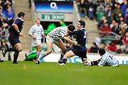 Twickenham. GREAT BRITAIN, during the 2006 Varsity Rugby Match at Twickenham Stadium, England 12.12.2006. [Photo, Peter Spurrier/Intersport-images] Sponsor, Lehman Brothers,