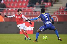Reims vs Valenciennes - Domino s Ligue 2 - 20/01/2017