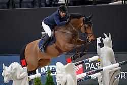 Whitaker Robert, GBR, Catwalk IV<br /> LONGINES FEI World Cup™ Finals Paris 2018<br /> © Dirk Caremans<br /> 13/04/2018
