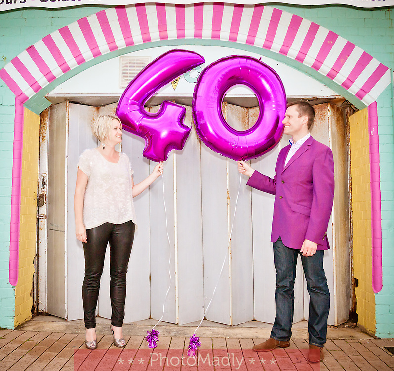 """""""Hi Erika, Wow the photos are absolutely fantastic! I'm blown away, what a wonderful record of my 40th Birthday party! I had a ball and you captured it perfectly! Thank you!"""" - Helen"""