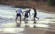 Jakes Hotel - Football on Teasure Beach - Jamaica