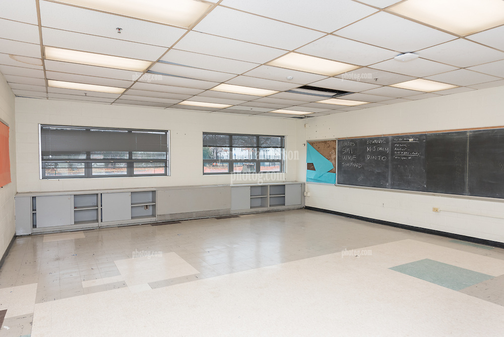 Central High School Bridgeport CT Expansion & Renovate as New. State of CT Project # 015--0174 | Pre-Construction Interior 23 December 2014