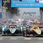 20190413 Automobilismo : Roma ePrix 2019