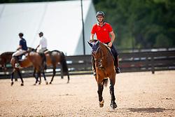 Muff Werner, SUI, Daimler<br /> World Equestrian Games - Tryon 2018<br /> © Hippo Foto - Sharon Vandeput<br /> 18/09/2018