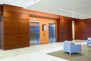 Durham, NC Office Building Lobby<br /> CKS Design Studio
