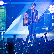 """COLUMBIA, MD - July 15th, 2012 - Luke Bryan performs at Merriweather Post Pavilion. Bryan's 2011 album, Tailgates & Tanlines, included the number one singles  """"I Don't Want This Night to End"""" and """"Drunk on You"""". (Photo by Kyle Gustafson/For The Washington Post)"""