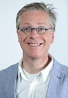 ROTTERDAM -  Haro Valkenburg, (manager sponsoring, marketing & communicatie KNHB). ALV van de KNHB in het Feijenoord Stadion; FOTO KOEN SUYK