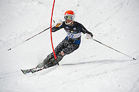 Eastern Cup Slalom at Waterville March 23, 2013.  Karen Bobotas Photographer