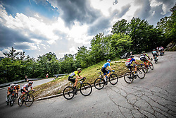 Luka Mezgec (SLO) of Mitchelton - Scott  during 3rd Stage of 26th Tour of Slovenia 2019 cycling race between Zalec and Idrija (169,8 km), on June 21, 2019 in Slovenia. Photo by Vid Ponikvar / Sportida