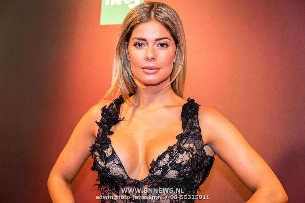 NLD/Amsterdam/20161117 - Jaarpresentatie SBS 2016 voor relatie's, Stephanie Tency