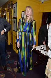 JADE PARFITT at the mothers2mothers 15 Years of Wonder Women at held at Annabel's, Berekely Square, London on 9th November 2016.