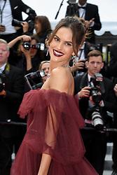 May 22, 2019 - Cannes, France - 72eme Festival International du Film de Cannes. Montée des marches du film ''Roubaix, une lumiere (Oh Mercy!)''. 72th International Cannes Film Festival. Red Carpet for ''Roubaix, une lumiere (Oh Merci!)'' movie.....239728 2019-05-22  Cannes France.. Goulart, Izabel (Credit Image: © L.Urman/Starface via ZUMA Press)