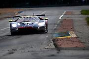 June 12-17, 2018: 24 hours of Le Mans. 69 Ford Chip Ganassi Racing, Ford GT, Sebastien Bourdais, Dirk Muller, Joey Hand