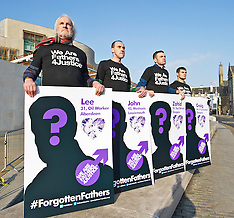 Fathers For Justice | Edinburgh | 14 February 2017