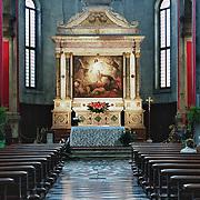 S Salvador Church