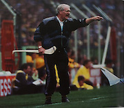 Kilkenny Manager Olly Walsh in the 1993 All-Ireland Final against Galway.