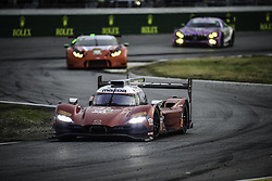 January 27, 2018 - Daytona, FLORIDE, ETATS UNIS - 77 MAZDA TEAM JOEST (USA) MAZDA DPI OLIVER JARVIS (GBR) TRISTAN NUNEZ (USA) RENE RAST  (Credit Image: © Panoramic via ZUMA Press)