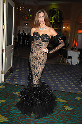 Fashion designer ISABELL KRISTENSEN at the Boodles Big Bash in support of The Outward Bound Trust held at The Hilton, Park Lane, London on 22nd February 2007.<br />