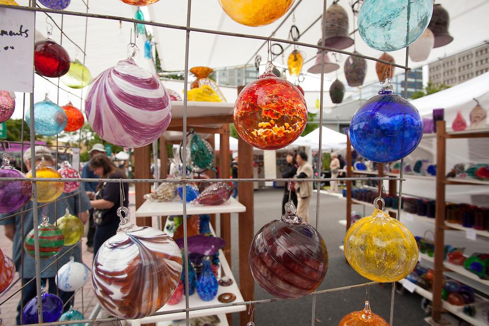 United States, Washington, Bellevue, Bellevue Arts Fair, held annually in July