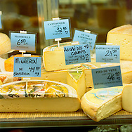 La Rumeru Affamée, a gourmet cheese shop in Sutton, the Eastern Townships in Quebec, Canada that specializes in bread, baked goods, delicatessen, local and imported cheeses