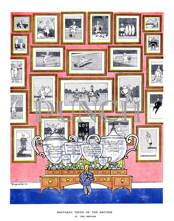 Mistaken Views of the British. IV. The British.