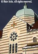 Church Architecture, Luzerne Co., NE PA