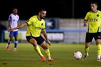 jordan Williams. Guiseley AFC 1-5 Stockport County FC. Pre-Season Friendly. 15.9.20