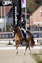 Hermans Angelina, BEL, Djamila 36<br /> CDI3* Opglabbeek<br /> © Hippo Foto - Sharon Vandeput<br /> 23/04/21