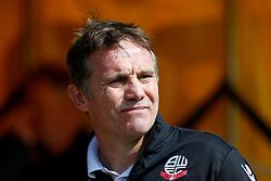 Bolton Wanderers manager Phil Parkinson  - Mandatory by-line: Matt McNulty/JMP - 22/04/2017 - FOOTBALL - Vale Park - Stoke-on-Trent, England - Port Vale v Bolton Wanderers - Sky Bet League One
