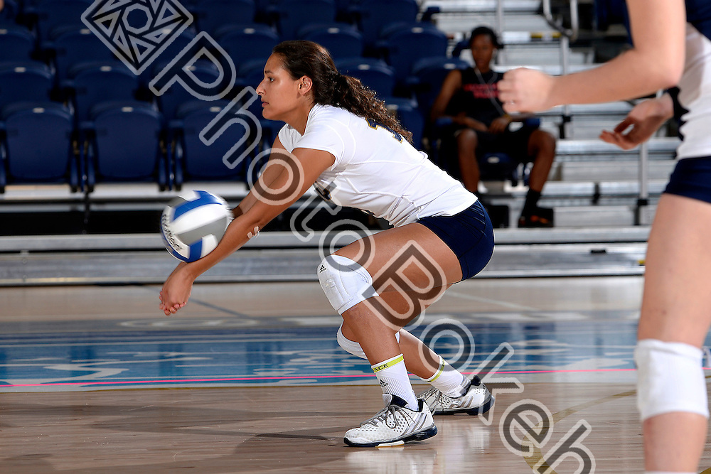2015 October 02 - FIU's Jade Faucette (16). Florida International University defeated Marshall, 3-1, at the US Century Bank Arena, Miami, Florida. (Photo by: Alex J. Hernandez / photobokeh.com) This image is copyright by PhotoBokeh.com and may not be reproduced or retransmitted without express written consent of PhotoBokeh.com. ©2015 PhotoBokeh.com - All Rights Reserved