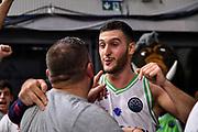 Marco Spissu<br /> Banco di Sardegna Dinamo Sassari - Turk Telecom Ankara<br /> FIBA BCL Basketball Champions League Gir.A 2019-2020<br /> Sassari, 18/12/2019<br /> Foto L.Canu / Ciamillo-Castoria
