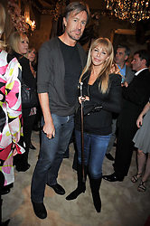 LEE CHAPMAN and LESLIE ASH at the opening party for the new Gail Berry emporium at 187 New Kings Road, London SW6 on 30th September 2009.<br /> <br /> <br /> <br /> BYLINE MUST READ: donfeatures.com<br /> <br /> *THIS IMAGE IS STRICTLY FOR PAPER, MAGAZINE AND TV USE ONLY - NO WEB ALLOWED USAGE UNLESS PREVIOUSLY AGREED. PLEASE TELEPHONE 07092 235465 FOR THE UK OFFICE.*