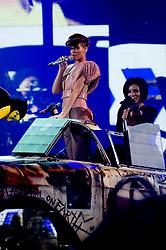 Rihanna Sheffield Arena Last Girl on Earth Tour13  May 2010 .Images © Paul David Drabble.